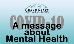 A Message About Mental Health - rexburg wellness center