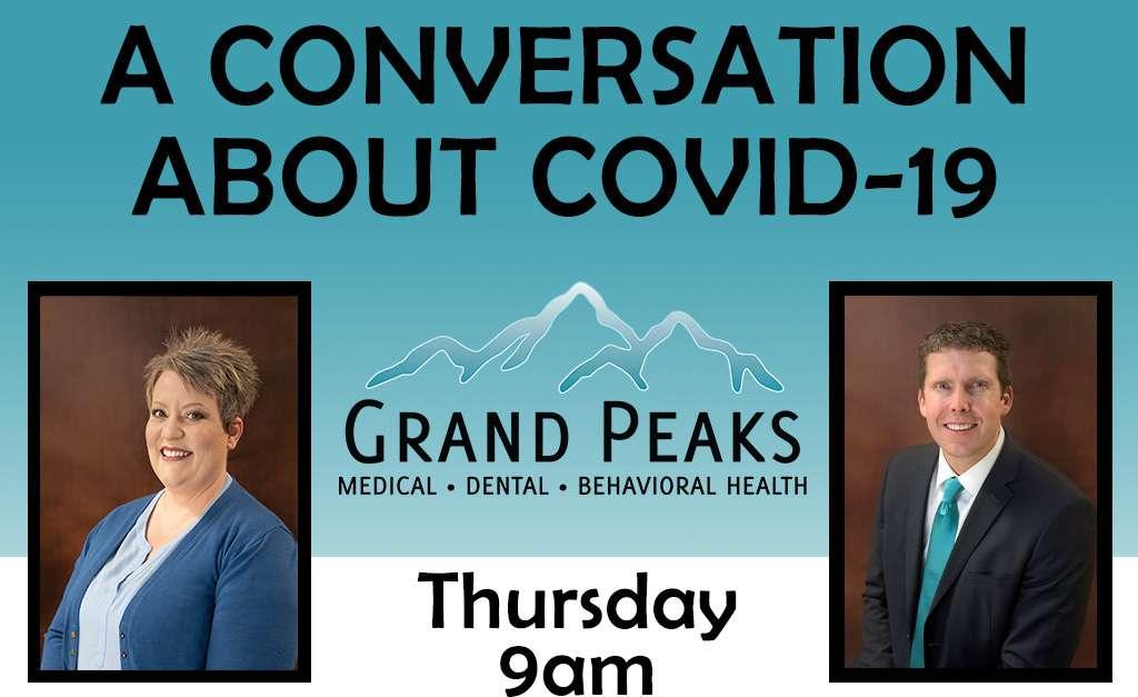A Conversation About COVID-19 - rexburg wellness center