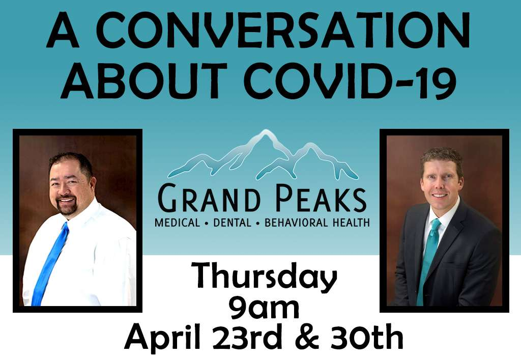 A conversation about Covid.