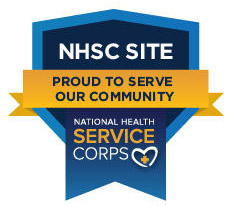 NHSC of National Health Service Corps Site icon