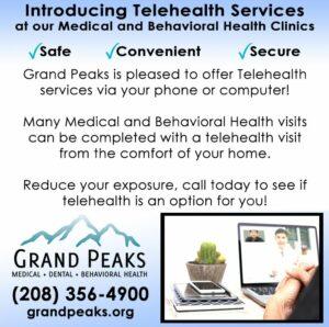 Telehealth Services Information - rexburg wellness center