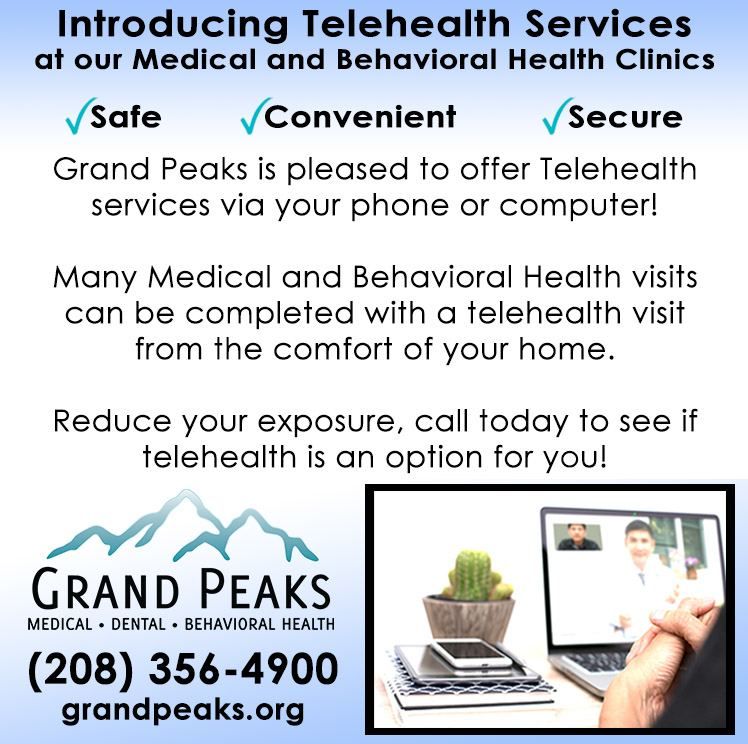 Telehealth picture card