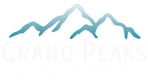 Grand Peaks Logo - rexburg wellness center