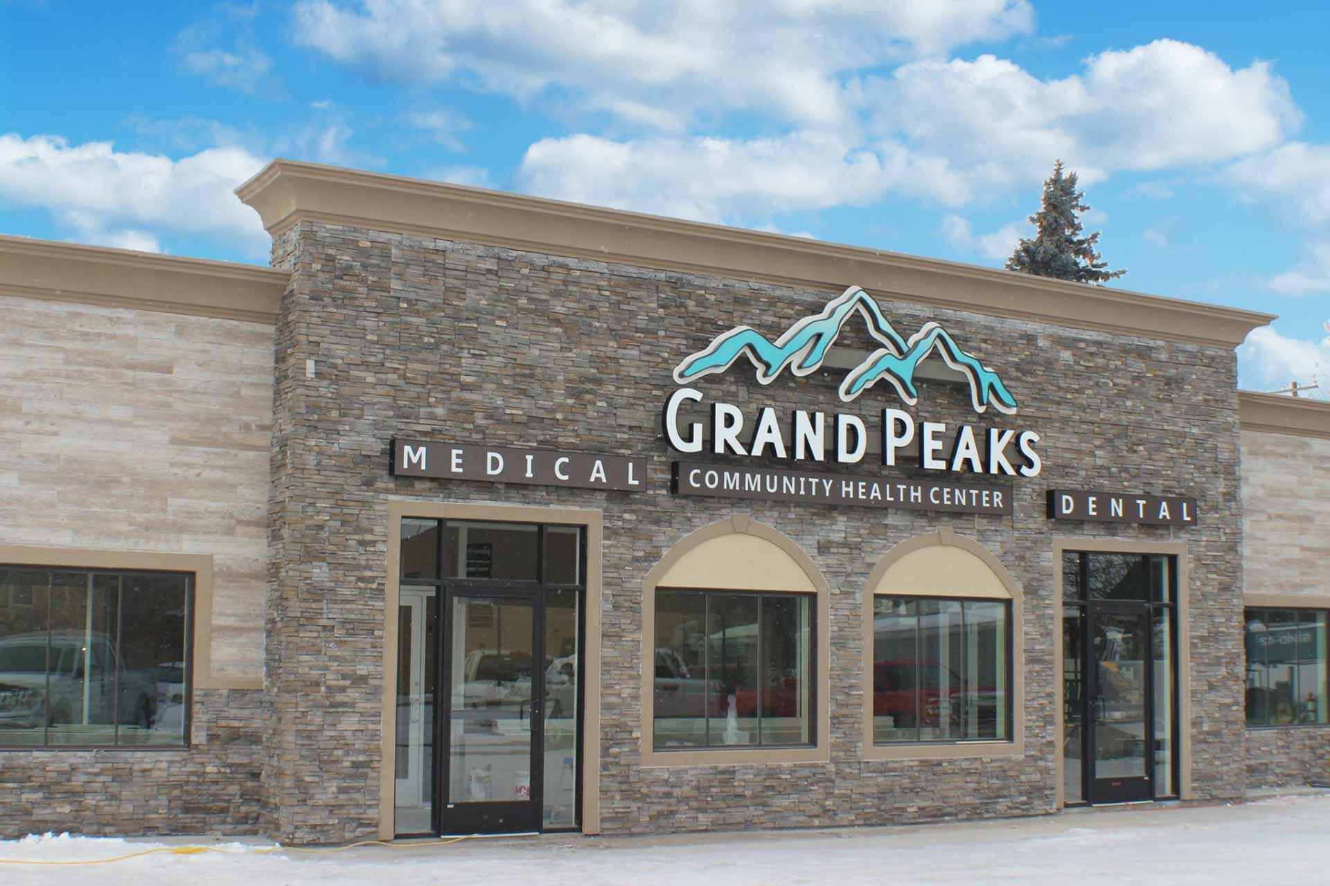 Grand Peaks Community Health Center - rexburg wellness center
