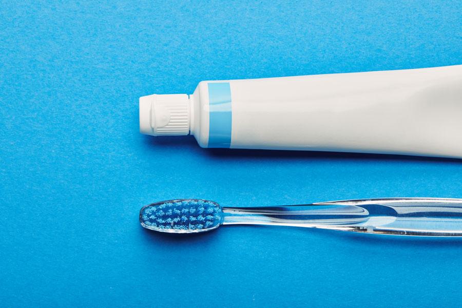 Toothbrush & Toothpaste - Dentist Rexburg